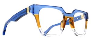 Retro Square Glasses + colors